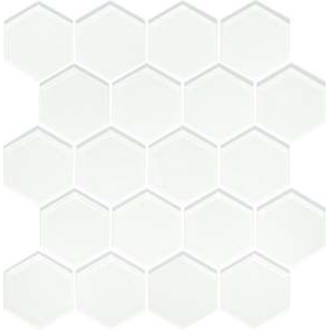 PARADYZ HEXAGON IVORY МОЗАИКА 25.8x28