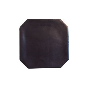 CEVICA OCTAGON NEGRO MATE 15x15