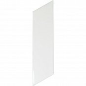 EQUIPE CHEVRON WALL WHITE MATT RIGHT 23361 5.2x18.6
