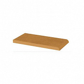 PARADYZ KLINKIER AQUARIUS BROWN PARAPET 10x20